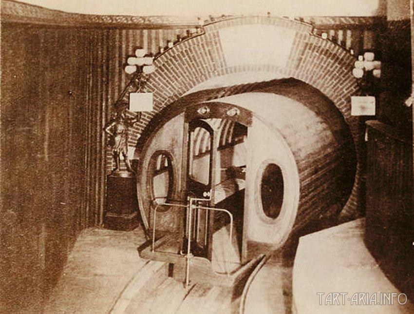 Энергетика прошлого. Замалчиваемая история метрополии