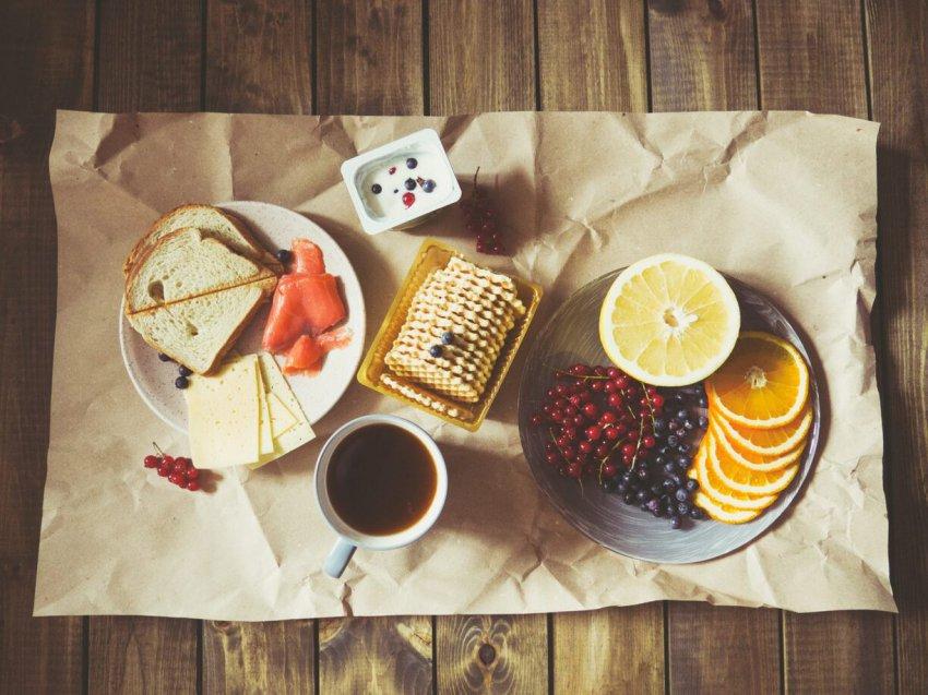 Интуитивное питание: слушаем свой организм