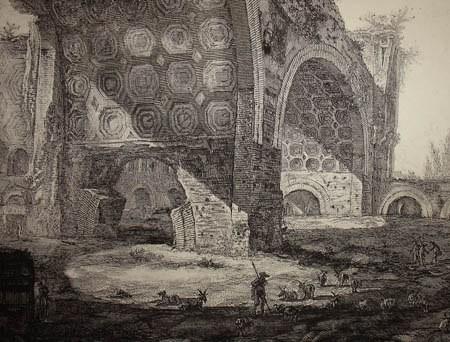 Художники-руинисты писали картины по памяти?
