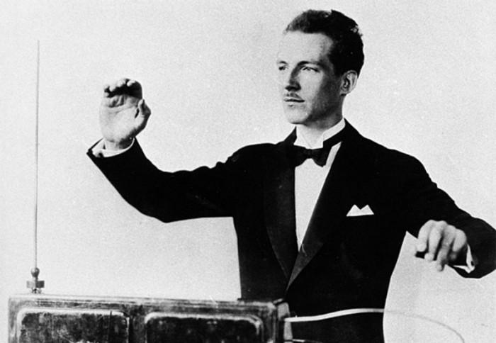 Лев Термен - советский отец космической музыки