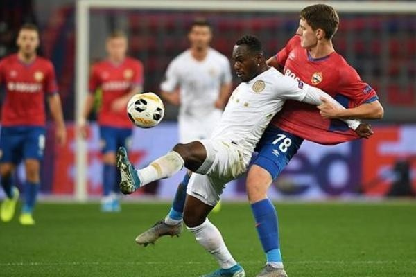 ЦСКА неожиданно проиграл в Лиге Европы