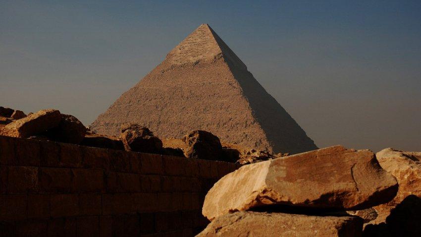 В древнеегипетской гробнице фараона нашли нечто уникальное