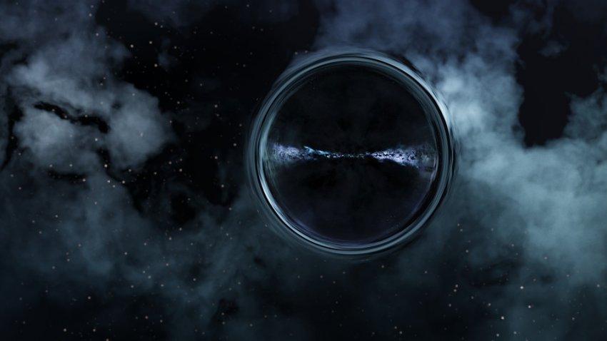 Космолог Мартин Рис: Большой адронный коллайдер может образовать черную дыру, которая поглотит Землю