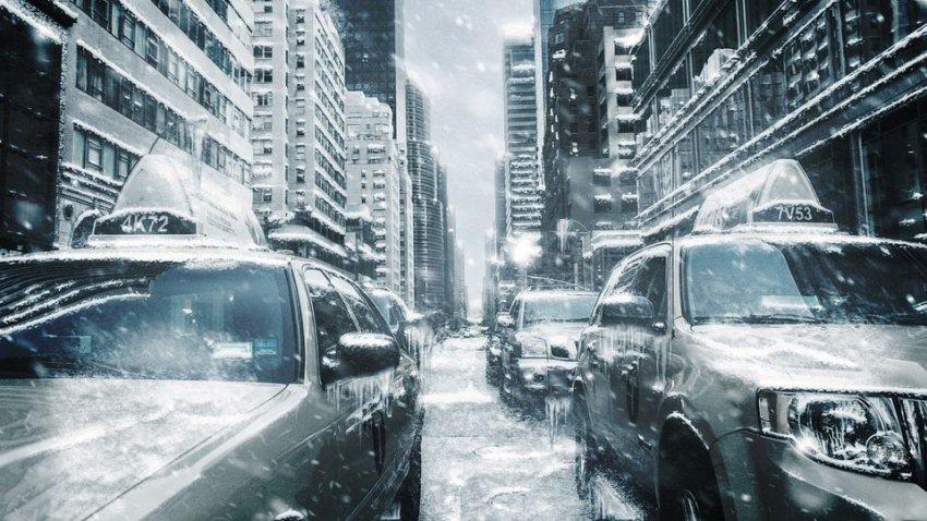 В штате Колорадо температура за сутки упала на 30 градусов