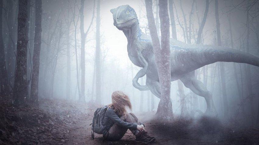 Жители США начали регулярно видеть созданий, подобных двуногим динозаврам