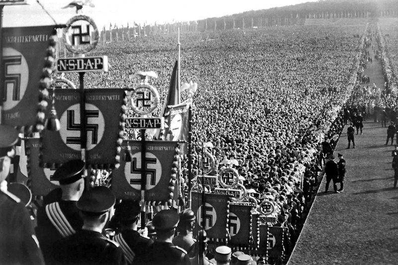 Международный день против фашизма, расизма и антисемитизма ежегодно отмечается 9 ноября