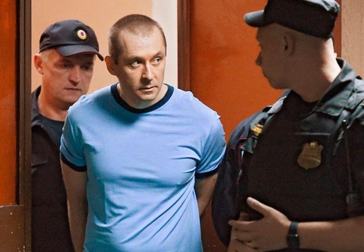 Экс-полковника Захарченко признали «склонным к побегу»