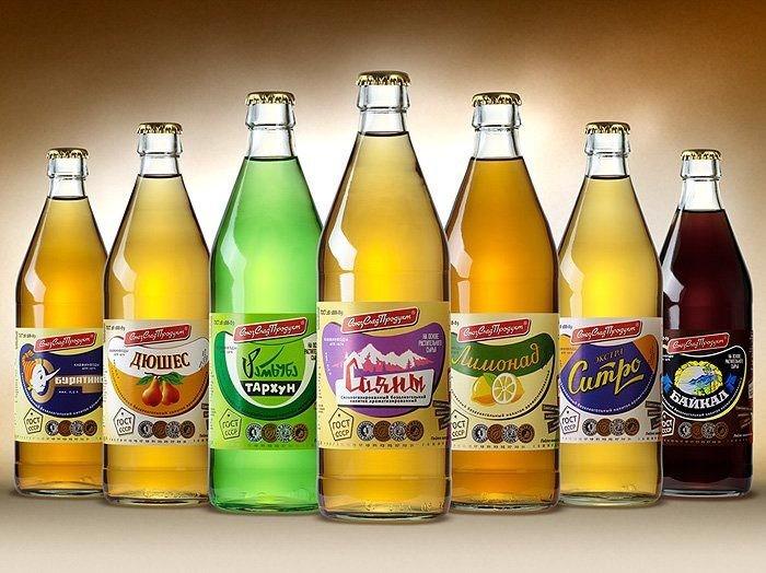 Самые популярные напитки времен СССР оставили приятные воспоминания