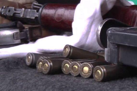 Оружие и более тысячи патронов изъяты у жителя Жуковского