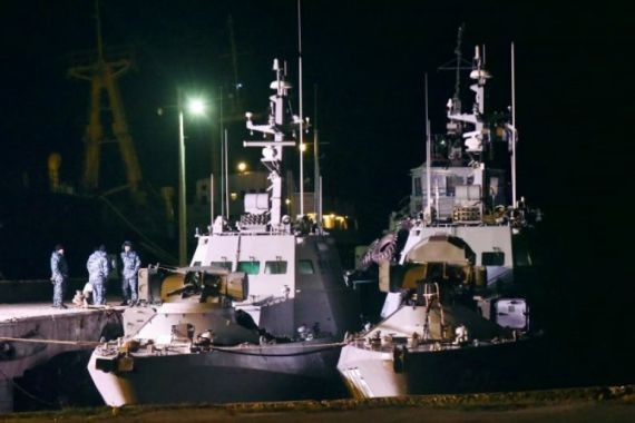 В Госдуме ответили на претензии Киева по возвращенным катерам