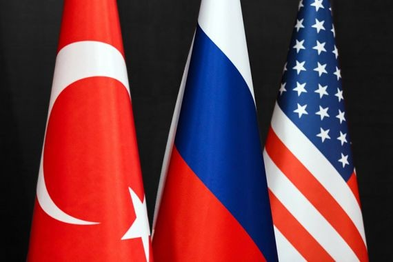 Турецкие СМИ сравнили политику России с «ураганом»