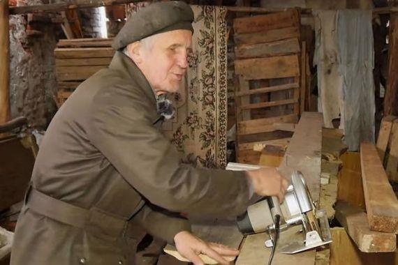 В Рязанской области инвалид по зрению самостоятельно построил дом