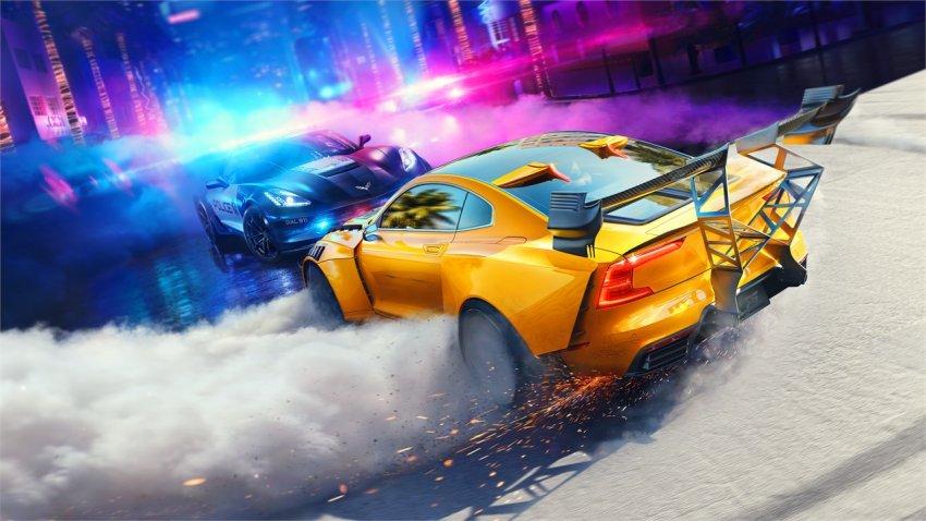 В гонку Need for Speed Heat можно поиграть до даты официального релиза