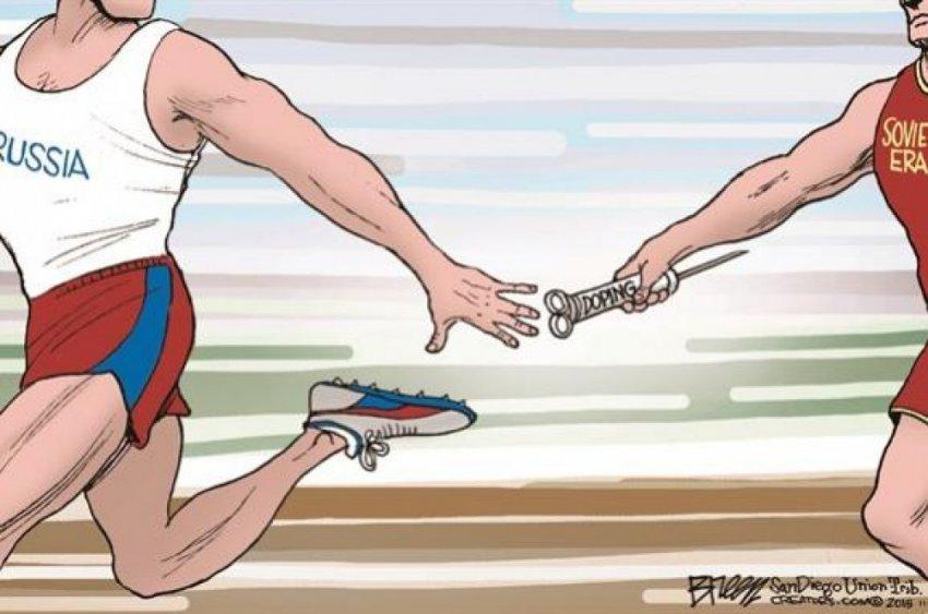 ВАДА предложили отстранить Россию от участия в международных соревнованиях