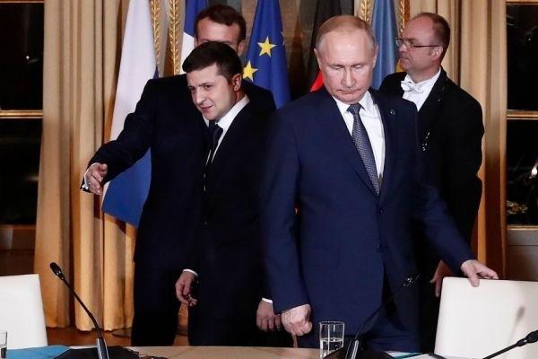 Встреча Путина и Зеленского: результаты, переговоры, последние новости, о чем договорились