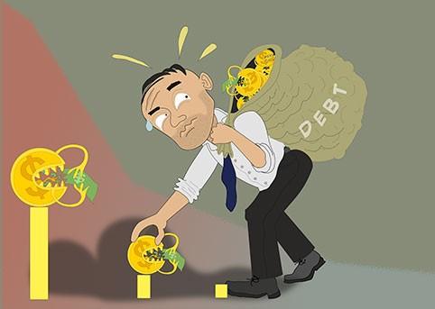 Как власть может спасти закредитованных россиян?