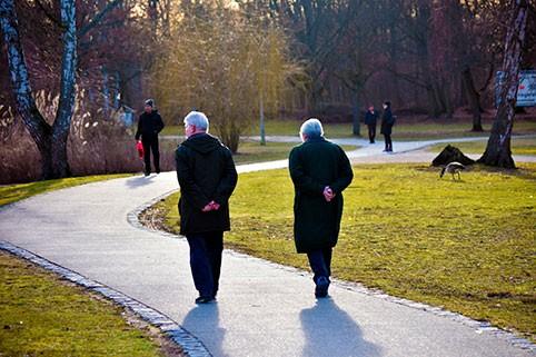 Средний срок жизни россиян на пенсии