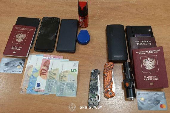 Белорусские пограничники со стрельбой задержали россиян, пробиравшихся в Евросоюз