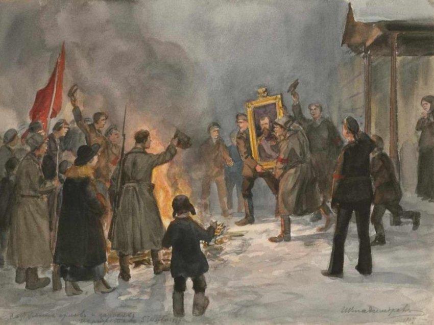 Переворот 1917 года – глобальная гуманитарная катастрофа ХХ века