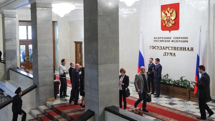 Лоббисты в Госдуме: Чьи интересы представляют депутаты