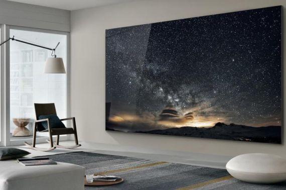 Samsung на выставке CES 2020 покажет флагманский безрамочный телевизор