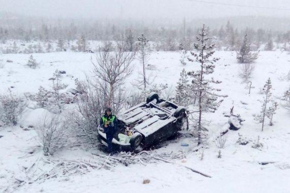 Беременная женщина погибла в ДТП в Усольском районе Иркутской области