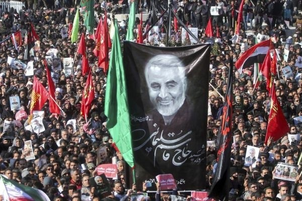 На похоронах Сулеймани в Иране в давке погибли 40 человек