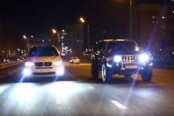 В соцсетях возмущены съемками пародии на песню Тимати на дорогах Казани