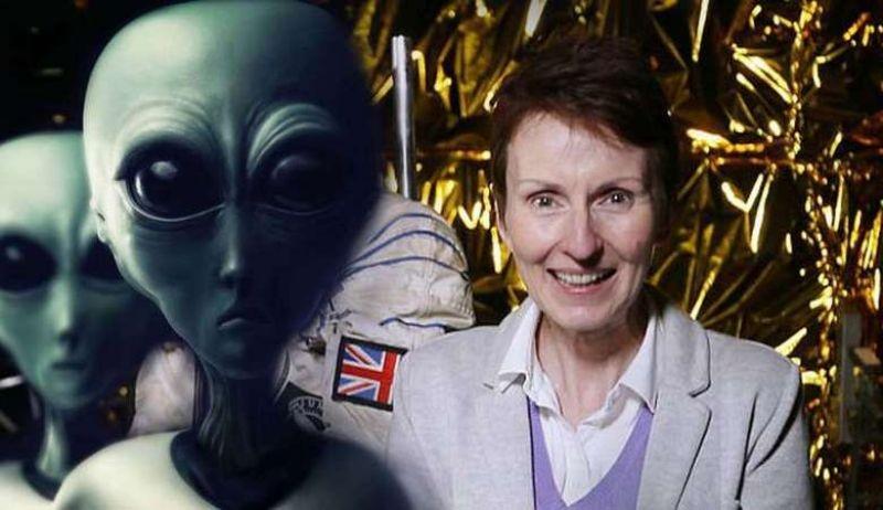 Первый астронавт из Британии утверждает, что среди нас есть пришельцы