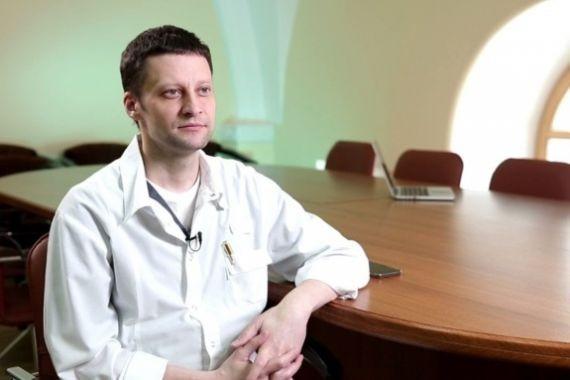 Онколог Андрей Павленко обвенчался со своей женой перед смертью