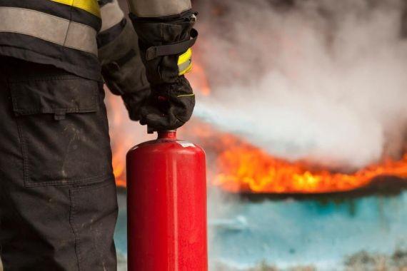 В Сызрани на пожаре найден труп 31-летнего мужчины