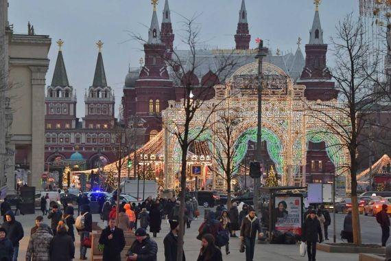 В Москве минувшая ночь стала самой холодной с начала календарной зимы