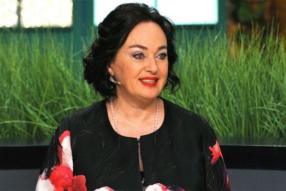 Имущество Ларисы Гузеевой получат ее дети