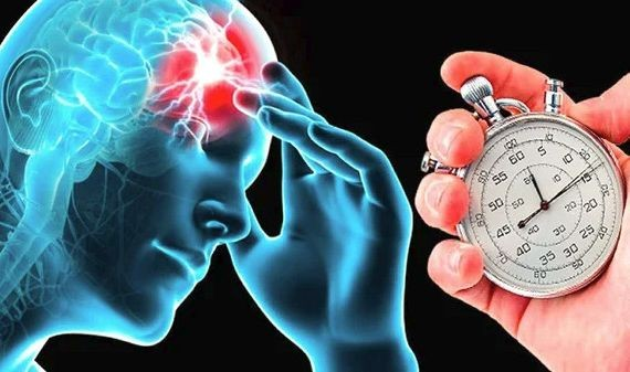 Названы четыре смертельно опасных симптома инсульта