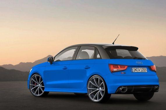 В Audi рассказали, почему не будут выпускать хэтчбек RS1 Sportback