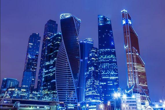 Вооруженный ножом мужчина взял заложника в «Москва-Сити»