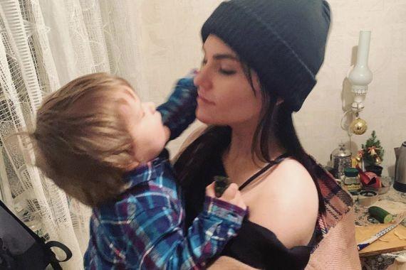 Мария Шукшина забрала внука после многочисленных скандалов
