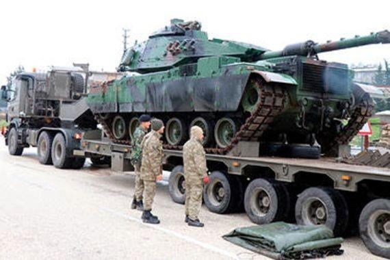Турция отправляет войска в Ливию