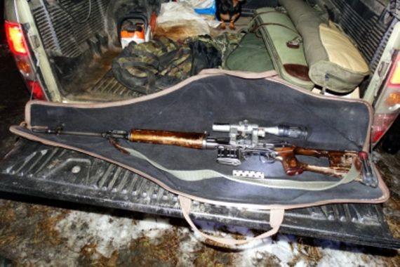 В Карачаево-Черкесии охотник случайно застрелил своего сына