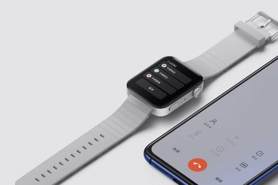 У смарт-часы Xiaomi Mi Watch добавили новые функции