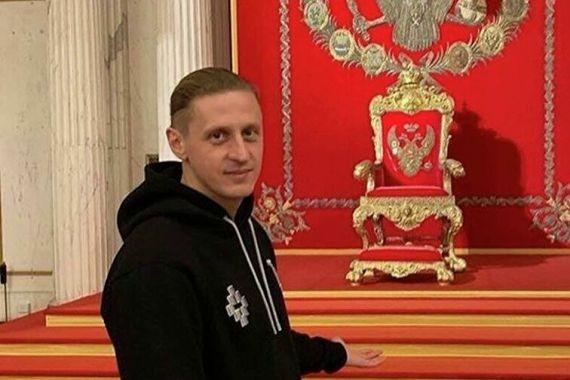 Украинского футболиста уволили из клуба за посещение России