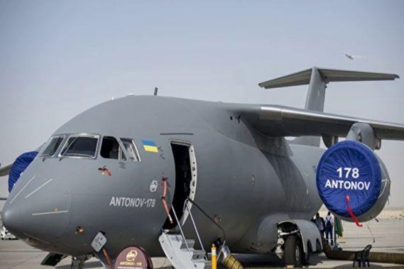 Производство самолетов на Украине буксует из-за запрета на российские комплектующие