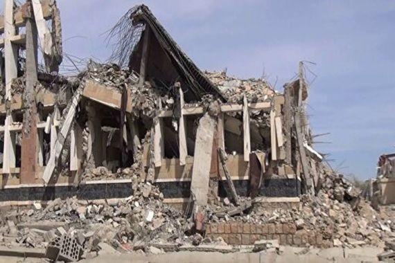 Попавшая в казарму ракета убила 70 новобранцев в Йемене