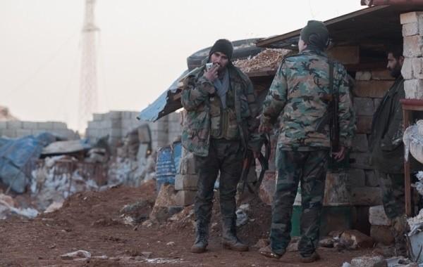 Обстановка в Сирии продолжает оставаться напряженной