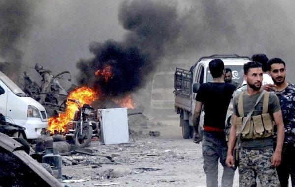 Военные США в Сирии перехватили российского генерала