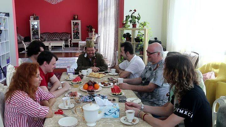 Встречи на берегу Персидского залива: Дмитрий Певцов