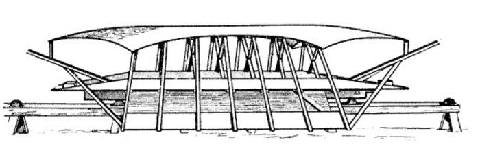 Почему монорельс был вытеснен из строительных технологий XX века?