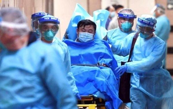 Китайский вирус начал распространяться по миру