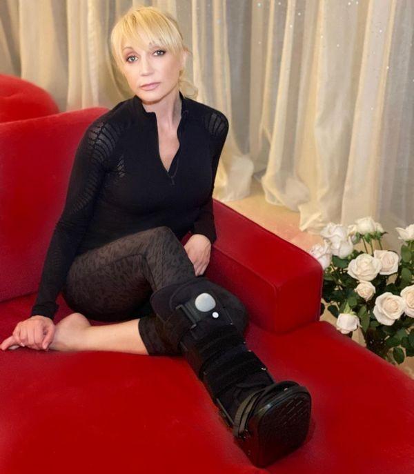 Из-за несчастного случая Кристина Орбакайте отменила все концерты