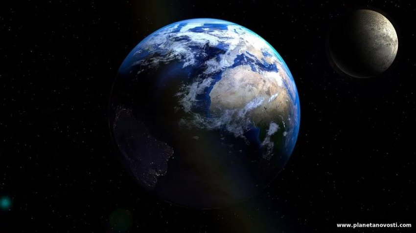 На Земле обнаружен материал, который старше Солнечной системы